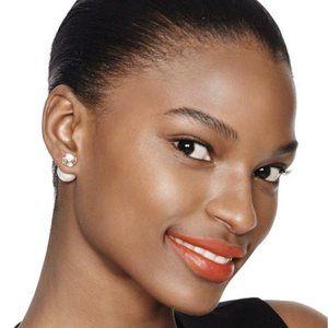 Kate Spade New Dainty Sparklers Reversible Earring